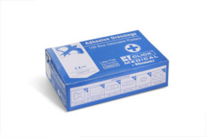 CLICK First Aid 100er Pflasterbox