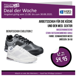 Shoes for Crews Unser Deal der Woche